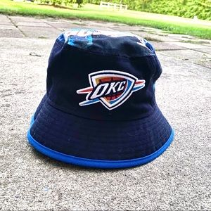 OKC Durant bucket hat